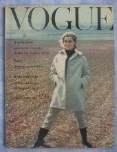 Vogue Magazine - 1960 - Mid October